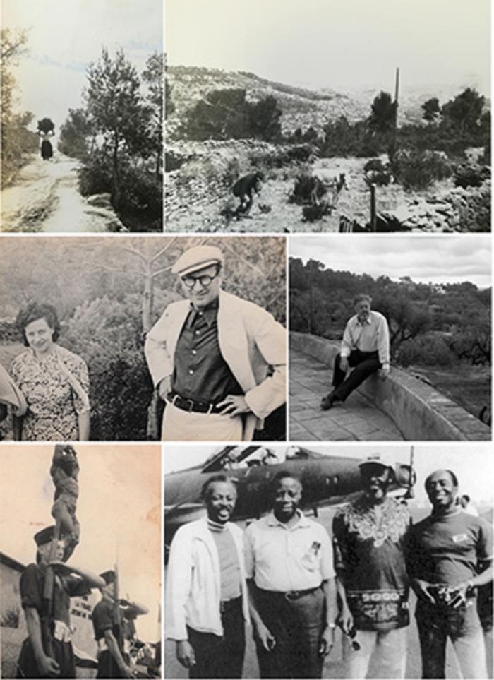 Journées du patrimoine 2020 - Annulé   La mémoire des hommes qui ont marqué le site de Sainte Frétouse