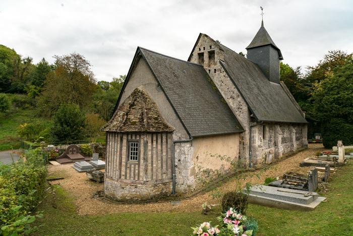 Journées du patrimoine 2020 - Visite libre de l'église Saint-Martin et de la Chapelle de Carbec