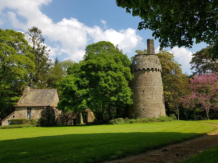 Journées du patrimoine 2020 - Visite libre du parc du Château du Tiercent