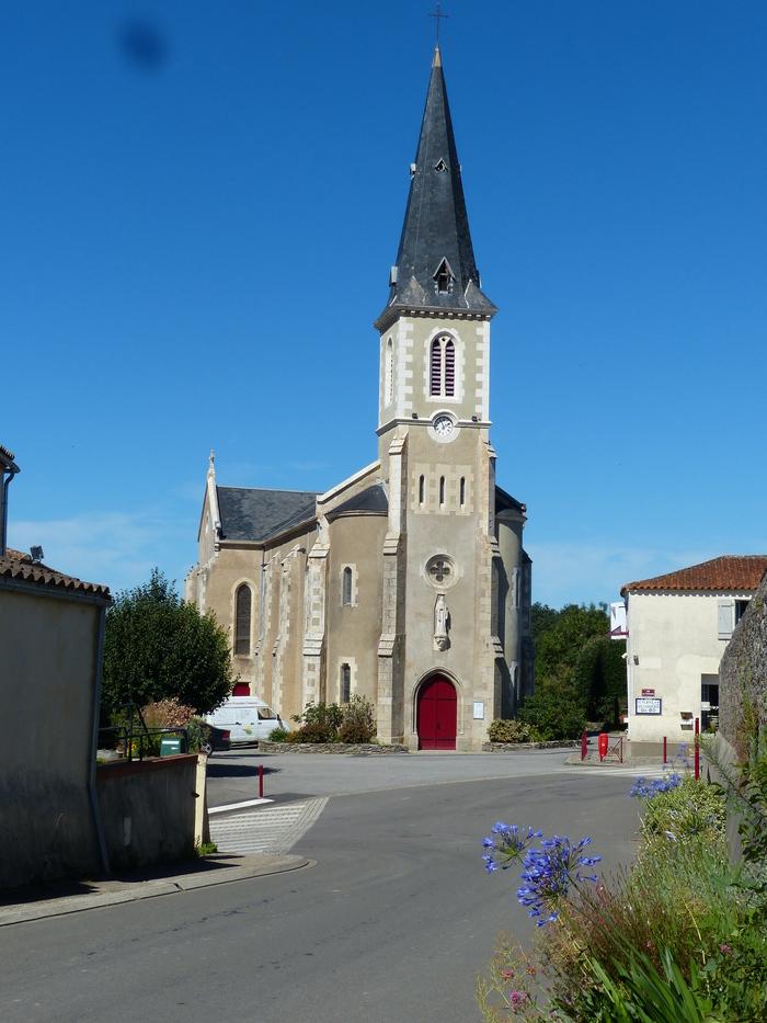 Journées du patrimoine 2020 - Visite guidée de l'Eglise Saint Généreux