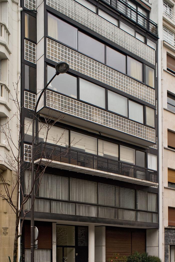 Journées du patrimoine 2020 - Le Corbusier à Boulogne-Billancourt : 5 œuvres majeures
