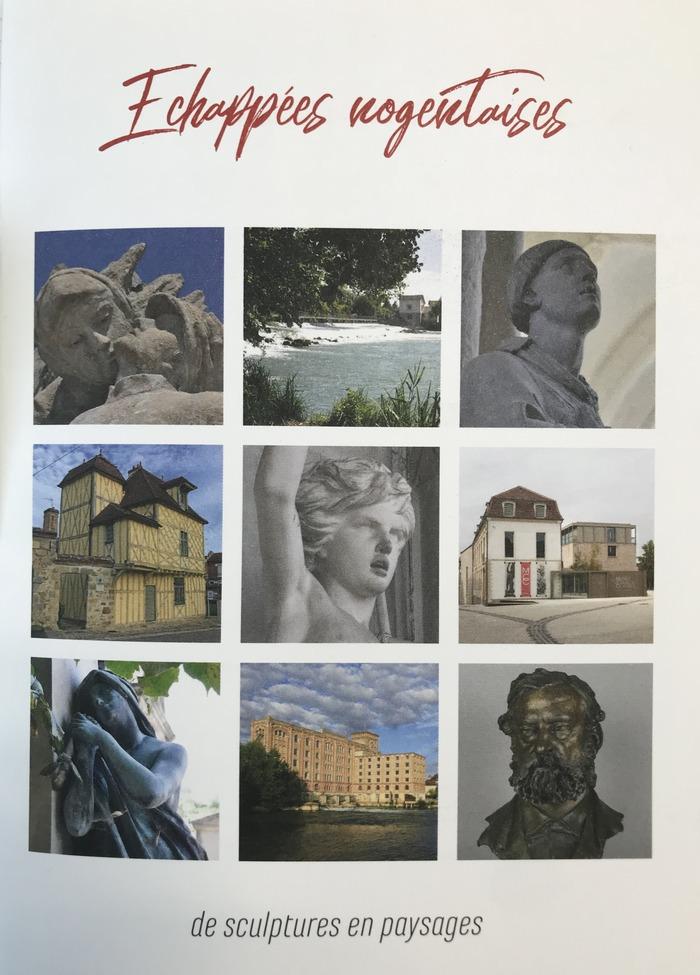 Journées du patrimoine 2020 - Parcours découverte du patrimoine «Echappées nogentaises de sculptures en paysage»