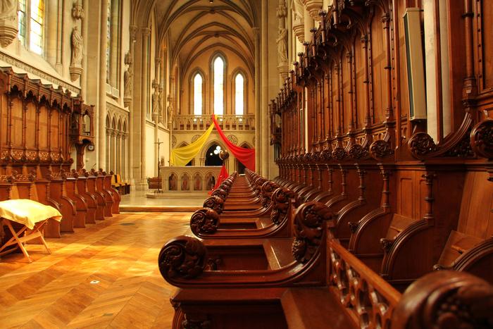 Journées du patrimoine 2019 - visite guidée du monastère Sainte Trinité