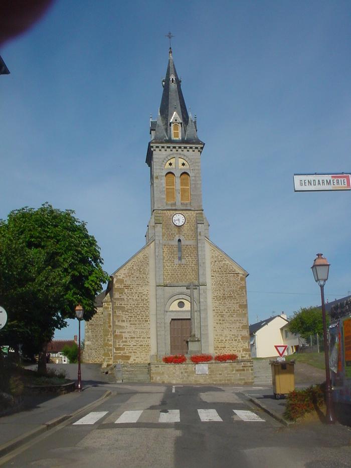Journées du patrimoine 2019 - Visite libre de l'église Saint-Pierre de Putanges