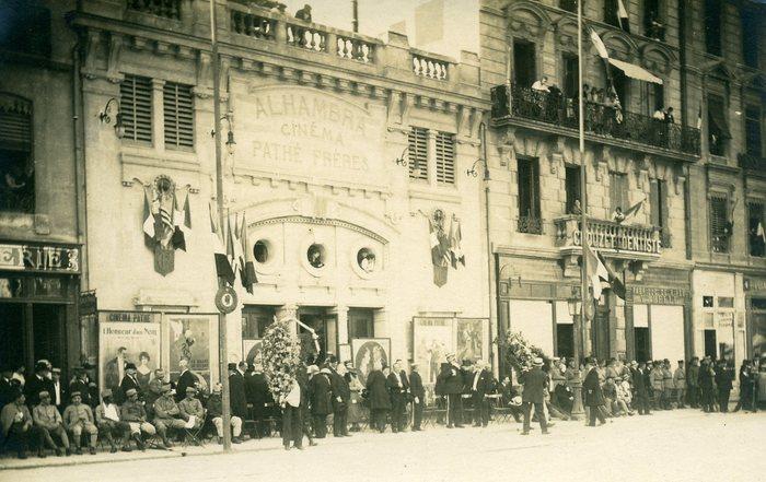 Journées du patrimoine 2019 - Les cinémas de Valence