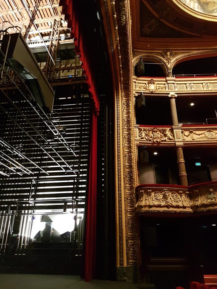 Journées du patrimoine 2020 - Visites commentées du théâtre