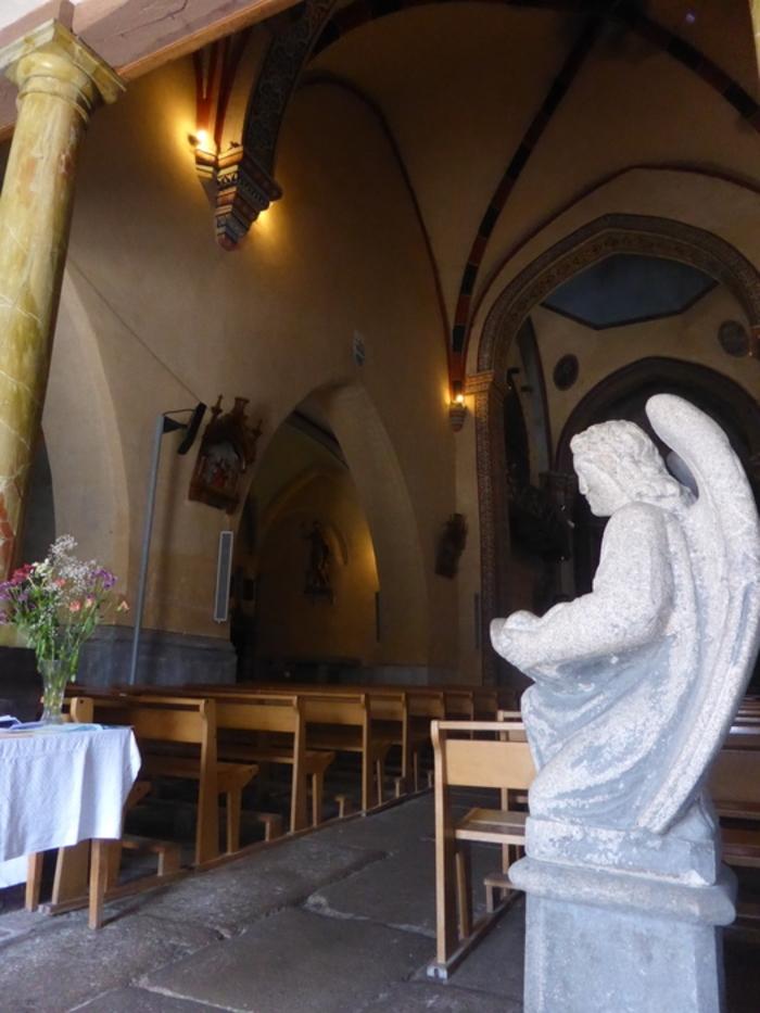 Journées du patrimoine 2019 - À la découverte de l'église des Hospitaliers de Saint-Jean-de-Jérusalem