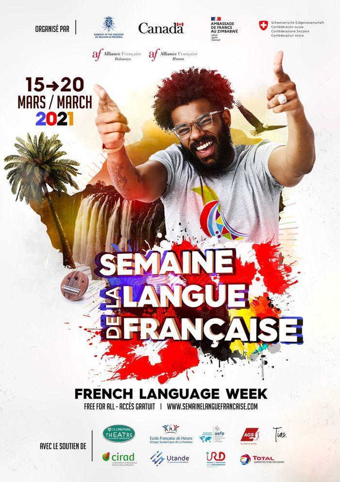 Une semaine de rendez vous quotidiens en ligne pour célébrer la Francophonie.