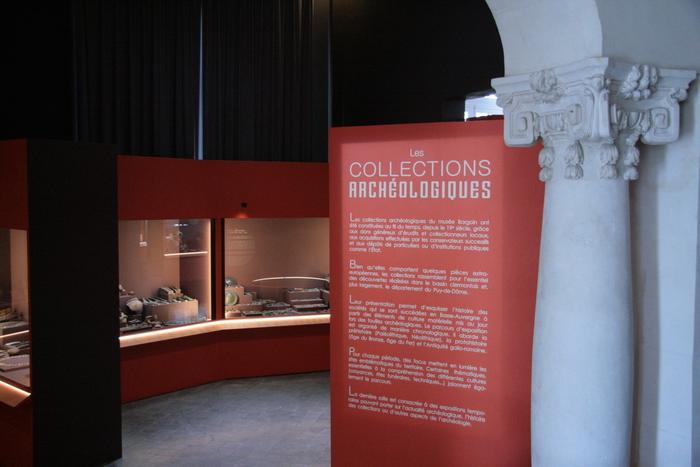 Journées du patrimoine 2019 - Collections permanentes du département archéologie