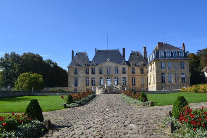 Journées du patrimoine 2019 - Visite guidée du château de  Montgeroult et des travaux  de restauration réalisés