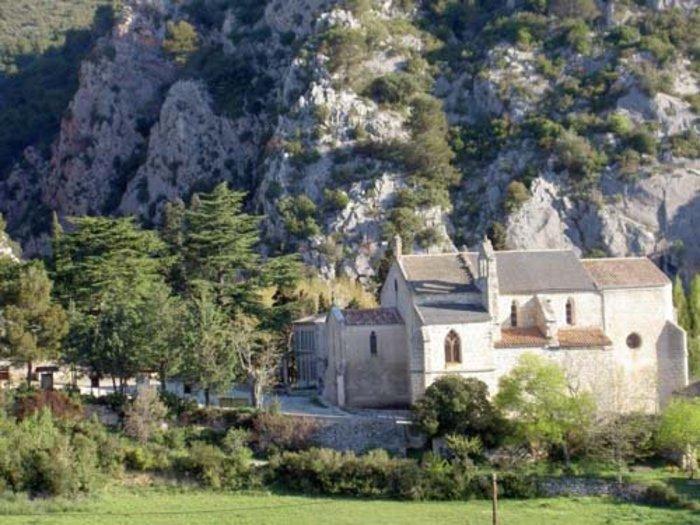 Journées du patrimoine 2019 - Visite guidée de la chapelle et du site