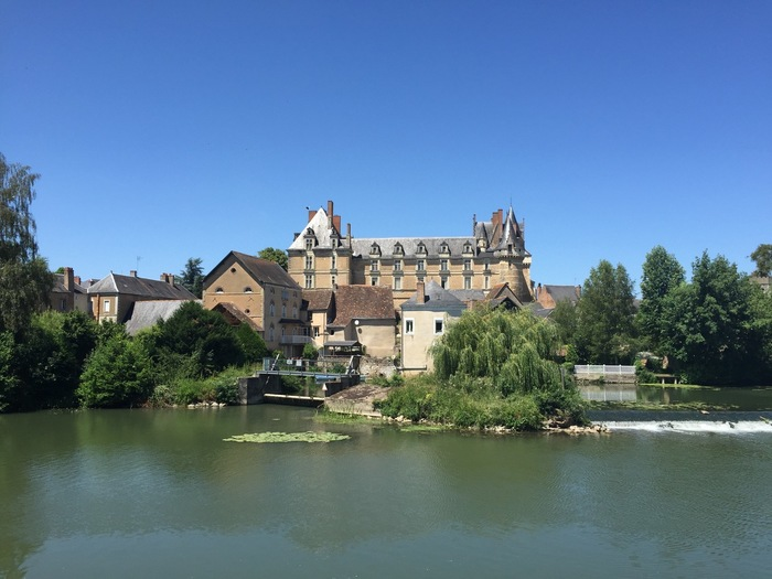 Journées du patrimoine 2019 - Visite guidée du Château de Durtal