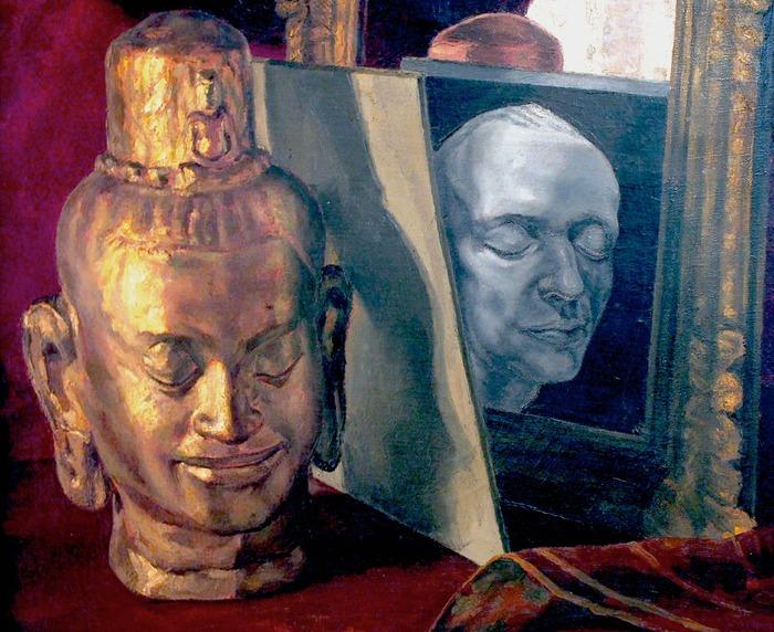 Nuit des musées 2019 -Exposition des oeuvres du Peintre Jean Paul CEZ 1928 -1933 et déambulation poétique autour de ses oeuvres
