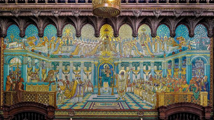 Journées du patrimoine 2019 - Visite à thème sur les mosaïques de la basilique