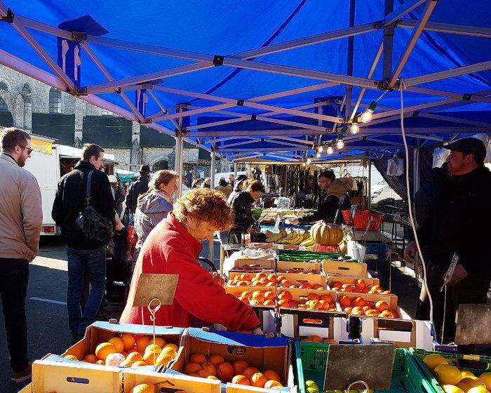 Marché de Meung-sur-Loire-Dimanche