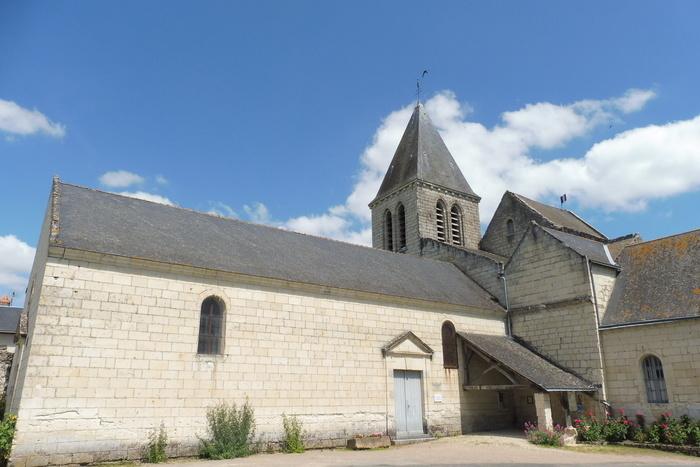 Visite de l'Eglise St-Pierre-de-Rest