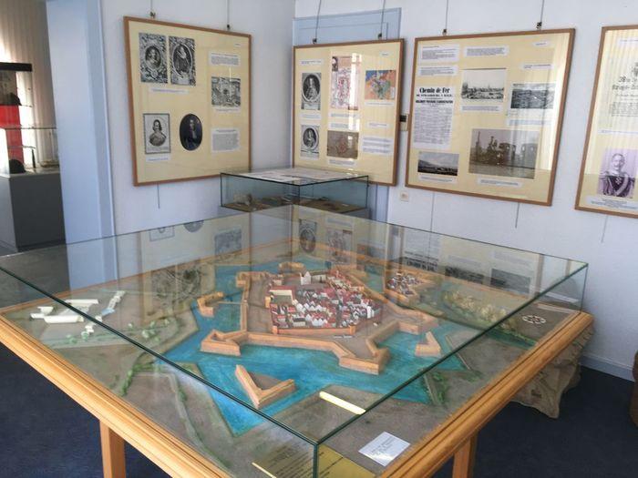 Journées du patrimoine 2019 - Visite libre du Musée et Maison du Patrimoine de Benfeld