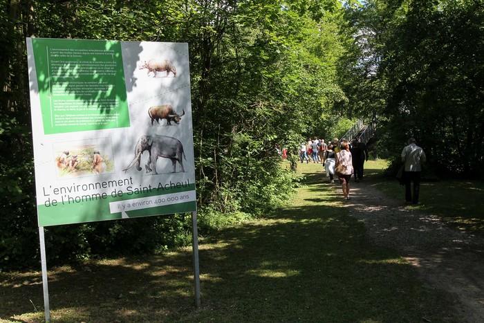 Journées du patrimoine 2020 - Ateliers jeune public au Jardin Archéologique de Saint-Acheul