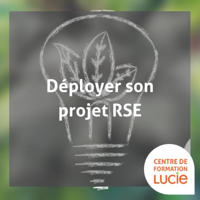 Formation : Méthodes et outils pour déployer son projet RSE