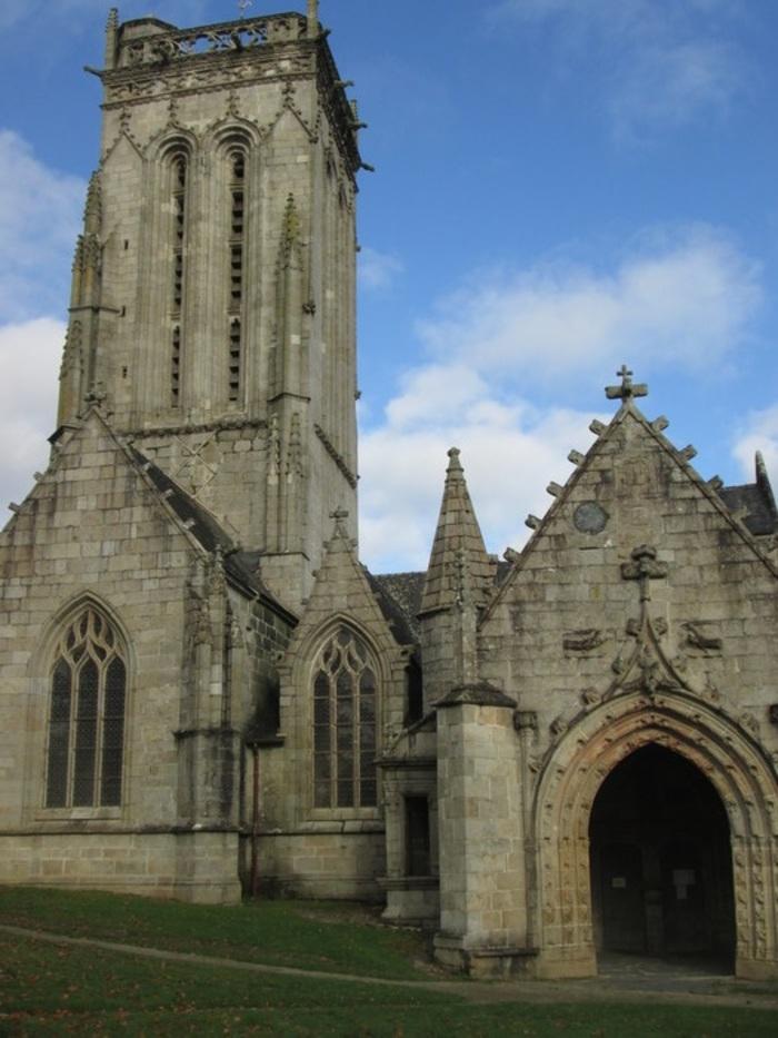 Journées du patrimoine 2020 - Visite libre de la Chapelle Saint-Herbot
