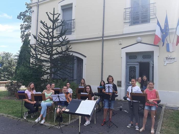 Journées du patrimoine 2020 - Concert de l'orchestre jeunes [ANNULATION]