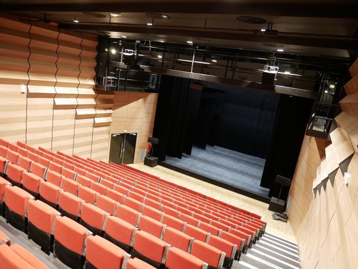Journées du patrimoine 2019 - Visite guidée des coulisses du théâtre