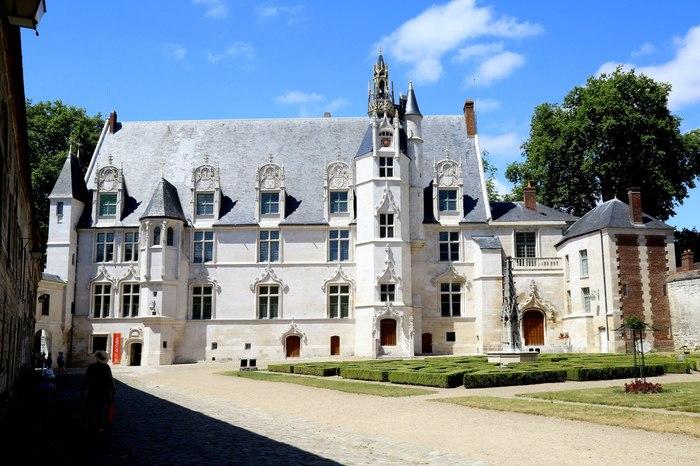 Journées du patrimoine 2020 - Visite guidée sur l'histoire du palais épiscopal