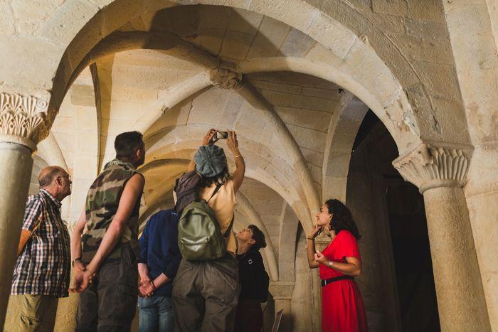 Journées du patrimoine 2020 - Visite commentée de l'abbatiale de Cruas