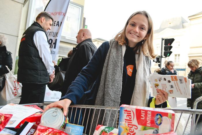 Collecte alimentaire 2020 : prenez part à l'élan solidaire !