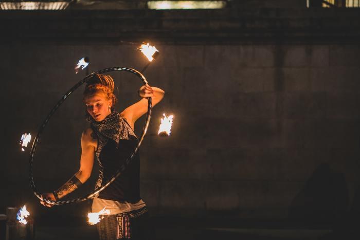 Exposition – Les arts du cirque