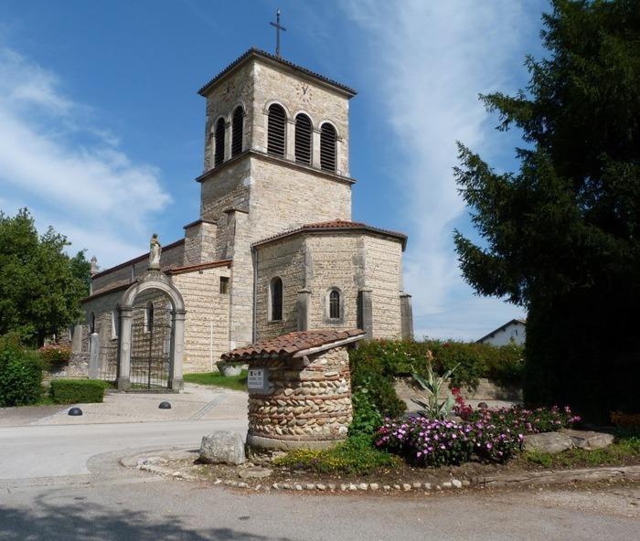 Journées du patrimoine 2019 - Eglise de Bressolles - visite libre avec documentation à disposition