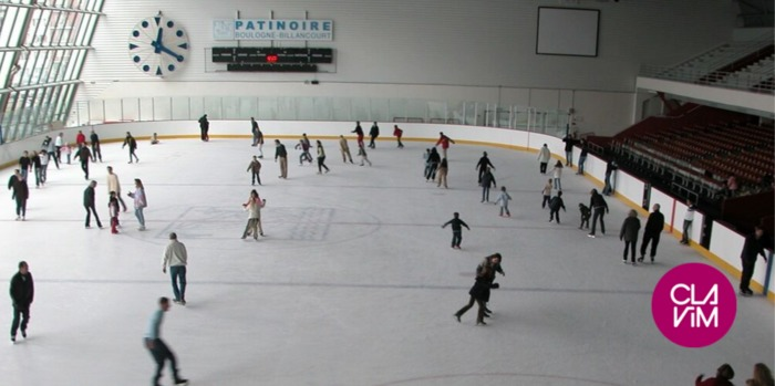 Sortie loisirs : Patinoire