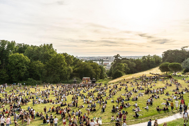 """""""Bordeaux Open Air invite São Paulo"""""""