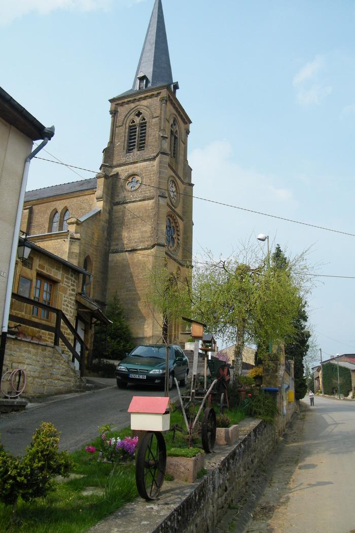 Journées du patrimoine 2019 - Visite libre de l'église Saint-Pierre de Vigneul-sous-Montmédy