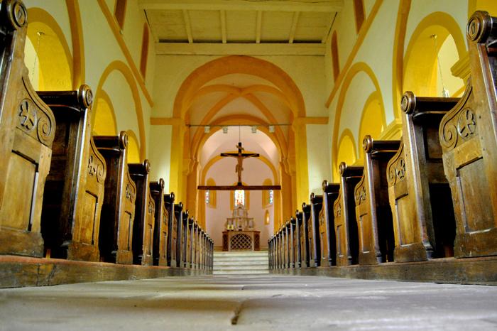 Journées du patrimoine 2020 - Visite de l'église romane de Champ-le-Duc
