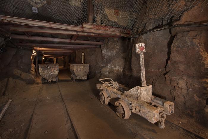 Journées du patrimoine 2019 - Visite guidée de la Mine de Neuves-Maisons
