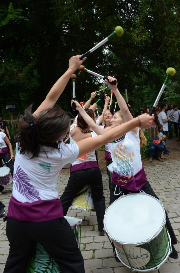 Fête de la musique 2019 - Timbao Batucada