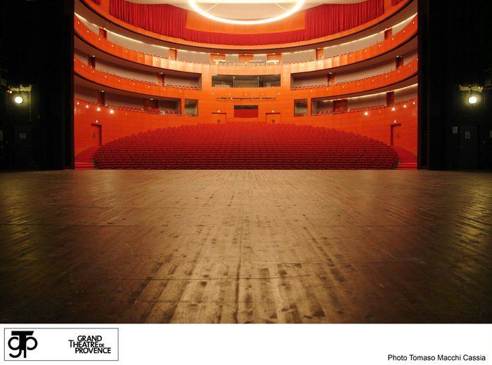 Journées du patrimoine 2019 - Visites guidées du Grand Théâtre de Provence
