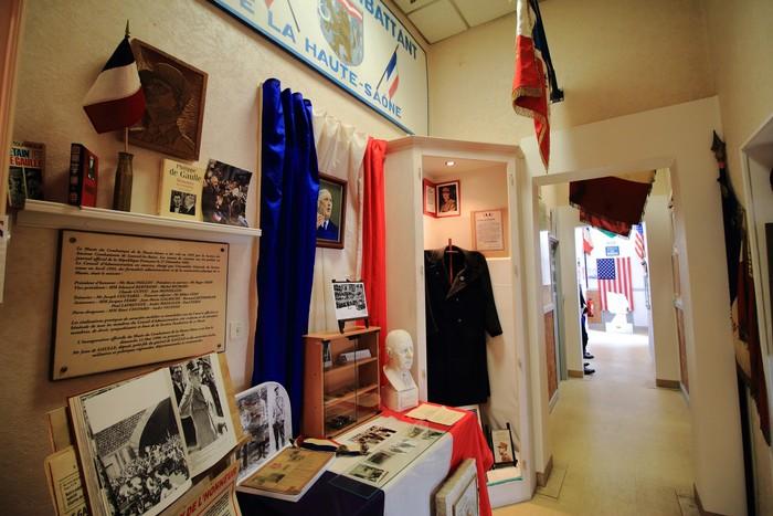Journées du patrimoine 2019 - Visite libre du musée du combattant de la Haute-Saône