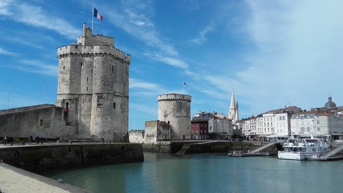 Journées du patrimoine 2019 - Découverte libre des Tours de La Rochelle et d'une exposition