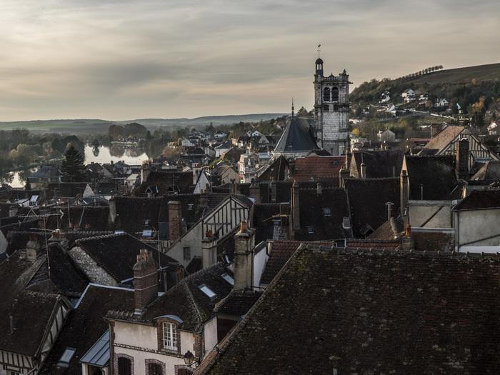 Journées du patrimoine 2020 - Visite guidée de Joigny