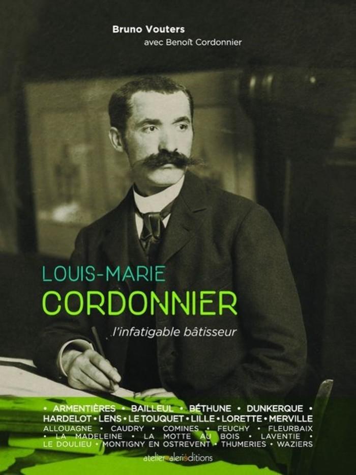 """Conférence """"L'oeuvre de Louis-Marie Cordonnier"""", avec Benoit Cordonnier et Bruno Vouters"""