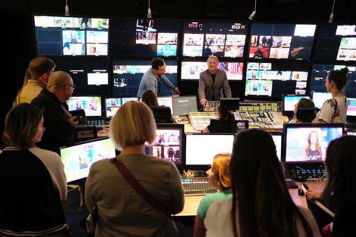 Journées du patrimoine 2019 - Profitez d'une visite commentée des studios et régies de France Télévisions