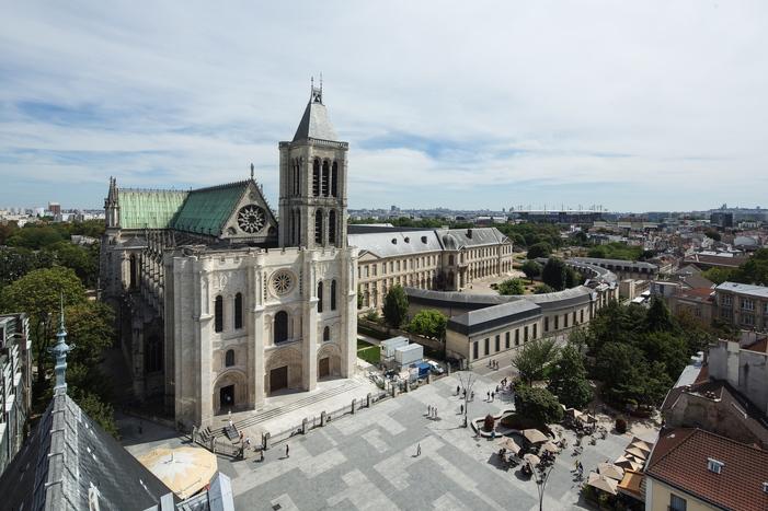 Journées du patrimoine 2020 - Visite de la Nécropole royale de la basilique cathédrale de Saint-Denis