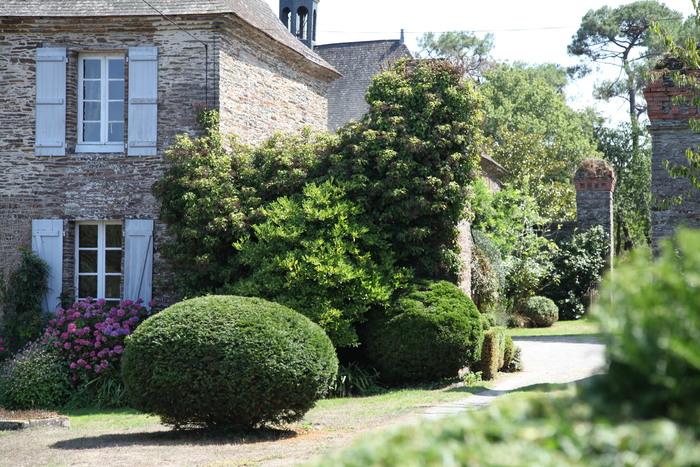 Journées du patrimoine 2019 - Visite libre de la maison du maître des forges de Moisdon (2nd)