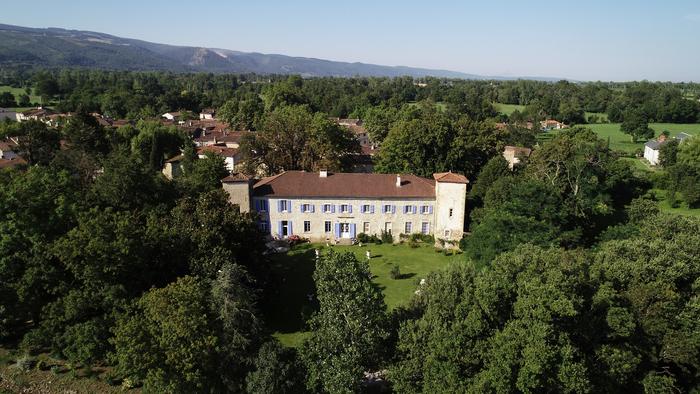 Journées du patrimoine 2019 - Visite guidée du parc et du château de Verdalle (XIe, XVIIe et XIXe siècles)