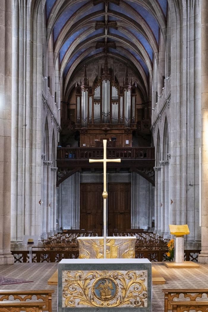 Journées du patrimoine 2020 - Présentation des orgues de la cathédrale Saint Jean-Baptiste