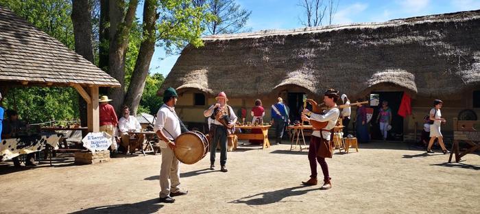 Journées du patrimoine 2020 - Le site de reconstitution historique Mont Cornu