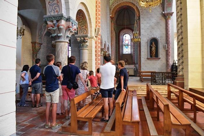 Journées du patrimoine 2019 - Découvertes guidées de la ville et son abbaye