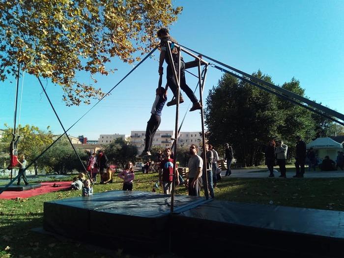 Journées du patrimoine 2020 - Terrain d'aventures avec le CirkVOST